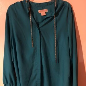 Preowned Michael Kors blouse size 1X